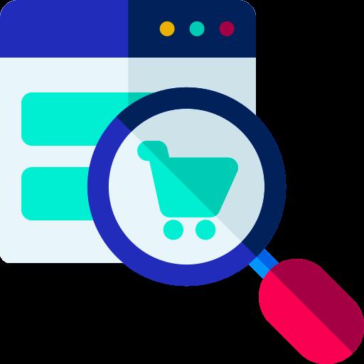 The Web Shop Logo